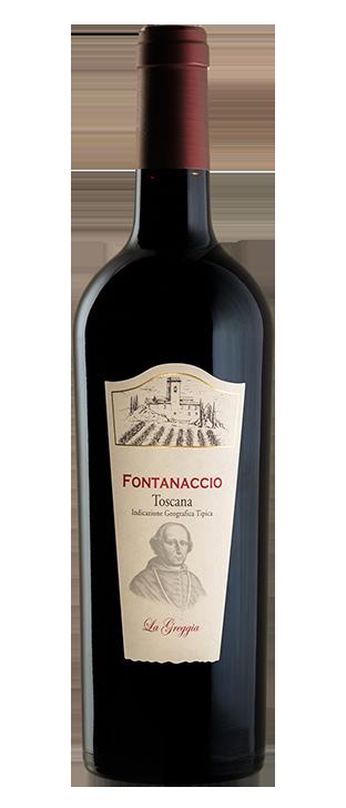 Bottiglia Fontanaccio La Greggia