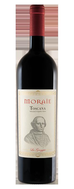 Bottiglia Moraie La Greggia